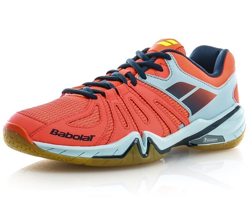 20315d79 Кроссовки Babolat Shadow Spirit Men 2017 для бадминтона | Бадминтон UA